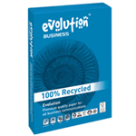 Evolution Business A4 Paper 100gsm White Ream (Pack of 500)