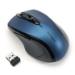 Kensington Ratón inalámbrico Pro Fit tamaño mediano, azul zafiro