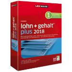 Lexware lohn+gehalt plus 2018, ESD