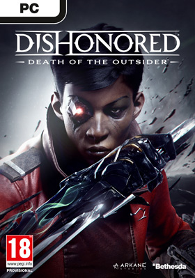 Nexway Dishonored: Death of the Outsider Video game add-on PC Español