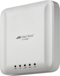 Allied Telesis AT-TQ4600-00 WLAN access point Power over Ethernet (PoE) White 1750 Mbit/s