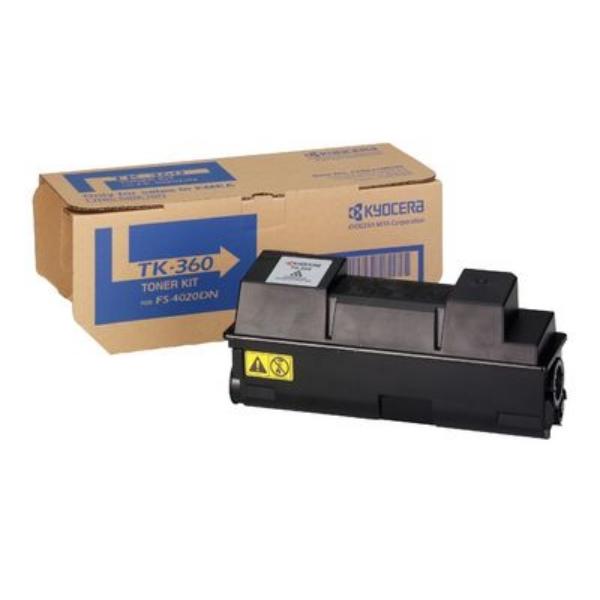 Kyocera 1T02J20EU0 (TK-360) Toner black, 20K pages