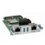 Cisco VWIC3-2MFT-T1E1, Refurbished voice network module RJ-45