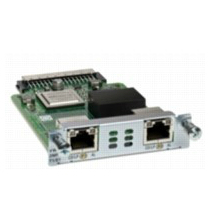 2-Port 3rd Gen MFT Voice/WAN Int.Card - T1/E1 REMANUFACTURED
