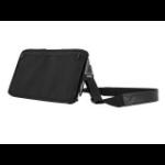 "Zebra 410046 tablet case 31.8 cm (12.5"") Sleeve case Black"