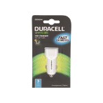 Duracell Single USB 2.4A In-Car Charger