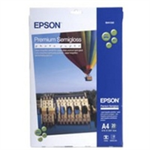 Epson Premium Semigloss Photo Paper, DIN A2, 250g/m², 25 Sheets C13S042093