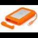 LaCie Rugged 250 GB Grey,Orange