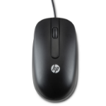 HP USB Optical Scroll mouse Laser 1000 DPI Ambidextrous