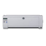DASCOM Americas 2881018 680cps 360 x 360DPI dot matrix printer