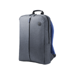 "HP 15.6 in Value Backpack 15.6"" Notebook backpack Blue,Grey"