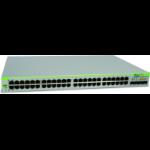 Allied Telesis AT-GS950/48-50 Managed L2 Gigabit Ethernet (10/100/1000) Grey 1U