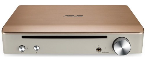 ASUS SBW-S1 Pro Blu-Ray recorder 3D Gold