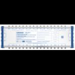 Spaun SMK 17089 FA satellite multiswitch 21 inputs 21 outputs