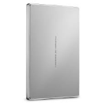 LaCie STFD1000402 external hard drive 1000 GB Silver