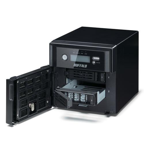 Buffalo TeraStation 5200DSP 4TB NAS Desktop Ethernet LAN Black