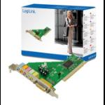 LogiLink PCI Soundcard