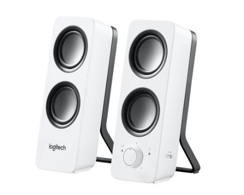 Logitech Z200 10 W White Wired