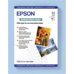 Epson Archival Matte Paper, DIN A4, 192g/m², 50 Sheets photo paper
