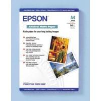 Epson Archival Matte Paper, DIN A4, 192g/m², 50 Sheets C13S041342