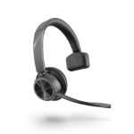 POLY Voyager 4310 UC Headset Head-band USB Type-C Bluetooth Black