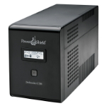 POWERSHIELD Defender 1200VA / 720W Line Interactive UPS with AVR, Australian Outlets and user replaceable batter