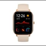 "Xiaomi GTS smartwatch AMOLED 4.19 cm (1.65"") Gold GPS (satellite)"