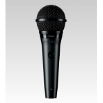 Shure PGA58 Black Studio microphone
