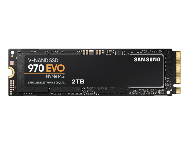 SSD - 970 Evo M.2 - 2TB - Pci-e