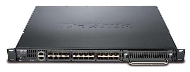 D-Link Data Center 10GbE Gestionado L3 Negro