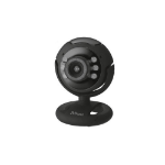 Trust SpotLight Pro 1.3MP 1280 x 1024pixels USB 2.0 Black webcam