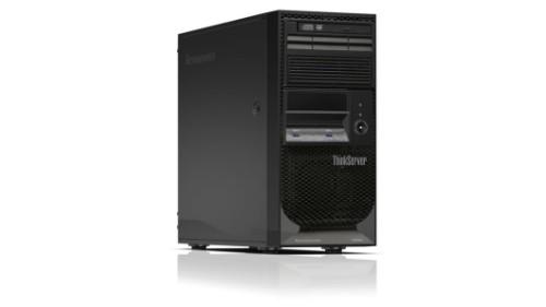 Lenovo ThinkServer TS150 server 3.3 GHz Intel® Xeon® E3 v6 E3-1225V6 Tower 250 W