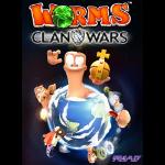 Team17 Worms Clan Wars, PC Basic PC CZE, DEU, ENG, ESP, FRE, ITA, POL Videospiel