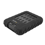 StarTech.com USB 3.1 External Hard Drive Enclosure - 10Gbps - IP65 Rated