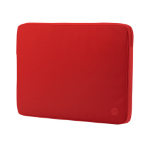 "HP 35.6 cm (14"") Spectrum Red Sleeve 14"" Notebook sleeve Red"