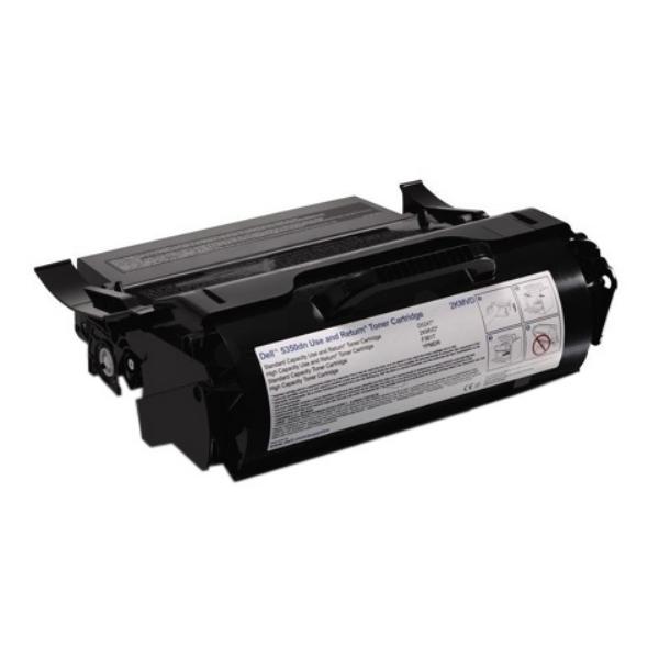 DELL 593-11052 (2KMVD) Toner black, 30K pages