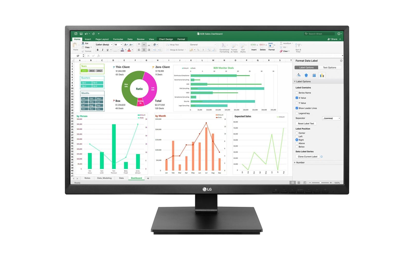 LG 27BN550Y-B computer monitor 68.6 cm (27