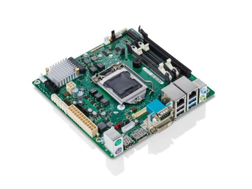 Fujitsu D3434-S22 motherboard LGA 1151 (Socket H4) mini ITX Intel® H170