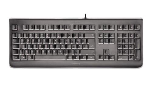 CHERRY KC 1068 keyboard USB QWERTZ German Black
