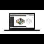 "Lenovo ThinkPad P14s Mobiel werkstation 35,6 cm (14"") 1920 x 1080 Pixels Intel® 10de generatie Core™ i7 16 GB DDR4-SDRAM 512 GB SSD NVIDIA Quadro P520 Wi-Fi 6 (802.11ax) Windows 10 Pro Zwart"