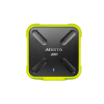 ADATA SD700 256GB Micro-USB B 3.0 (3.1 Gen 1) Black,Yellow