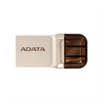 ADATA UC370 32GB USB 3.1 (3.1 Gen 2) Type-A/Type-C Gold USB flash drive
