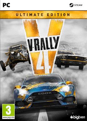 Nexway V-Rally 4 - Ultimate Edition vídeo juego PC Español