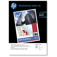 HP Professional Glossy Laser Paper 120 gsm-250 sht/A3/297 x 420 mm