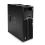 HP Z 440 MT 3.5GHz E5-1620V3 Mini Tower Black Workstation