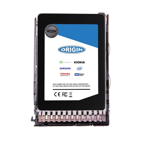 Origin Storage 1.6TB SAS 12G Mixed Use SFF (2.5in) SC SSD equivalent to HPE P04533-B21