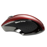 Verbatim Ergo Mouse RF Wireless Optical Red mice