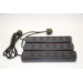 Compulocks SURGE PROTECTR- 6UNIV. OUTLETS UK POWER STRIP