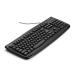 Kensington Pro Fit USB + PS/2 QWERTY Black