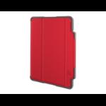"""STM Dux Plus 27.9 cm (11"""") Folio Red"""